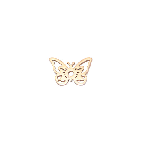 Butterfly Charm For Dream Locket - Rose Gold Belle Fever 4