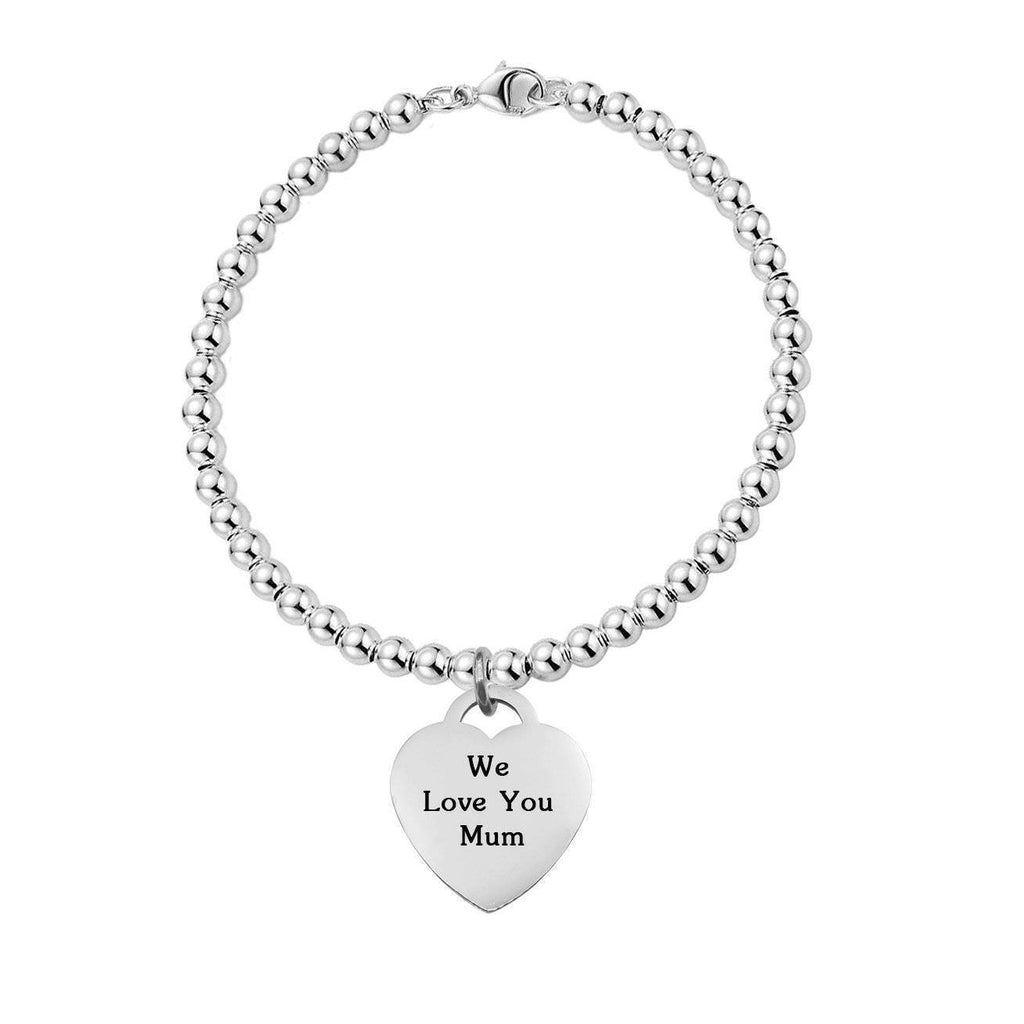 Forever In My Heart Charm Bracelet Personalized Belle Fever 2