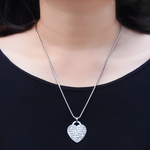 Heart of Hope Necklace