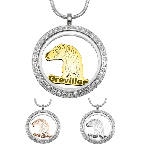 Horse Charm for Dream Locket Collage - Belle Fever 1