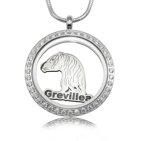 Horse Charm for Dream Locket Silver - Belle Fever 2