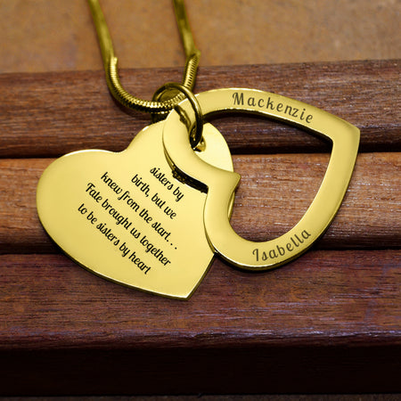 Love Forever Handwriting Necklace