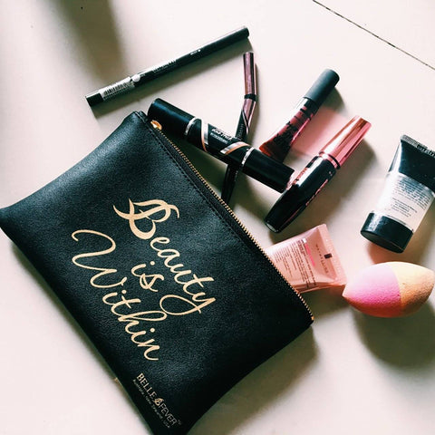 Belle Fever Make up Bag 3