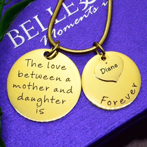 Mother Forever Necklace