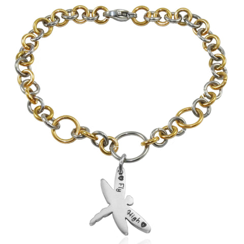 My Link Charm Bracelet Personalized Belle fever 2