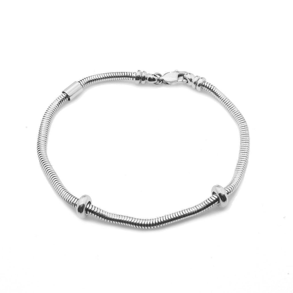 New Moments Bracelet with Extension Silver Belle Fever 2