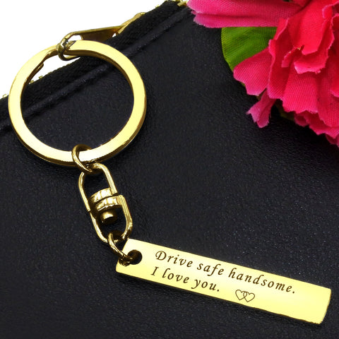 Reminder Tag Keyring Personalized Belle Fever 1