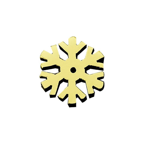 Personalized Snowflake Frozen Charm For Dream Locket Gold Belle Fever 3