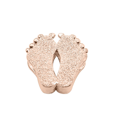 Sparkling Feet Charm For Moment Bracelet Belle Fever 4