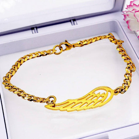 Angels Wing Bracelet Belle Fever 1