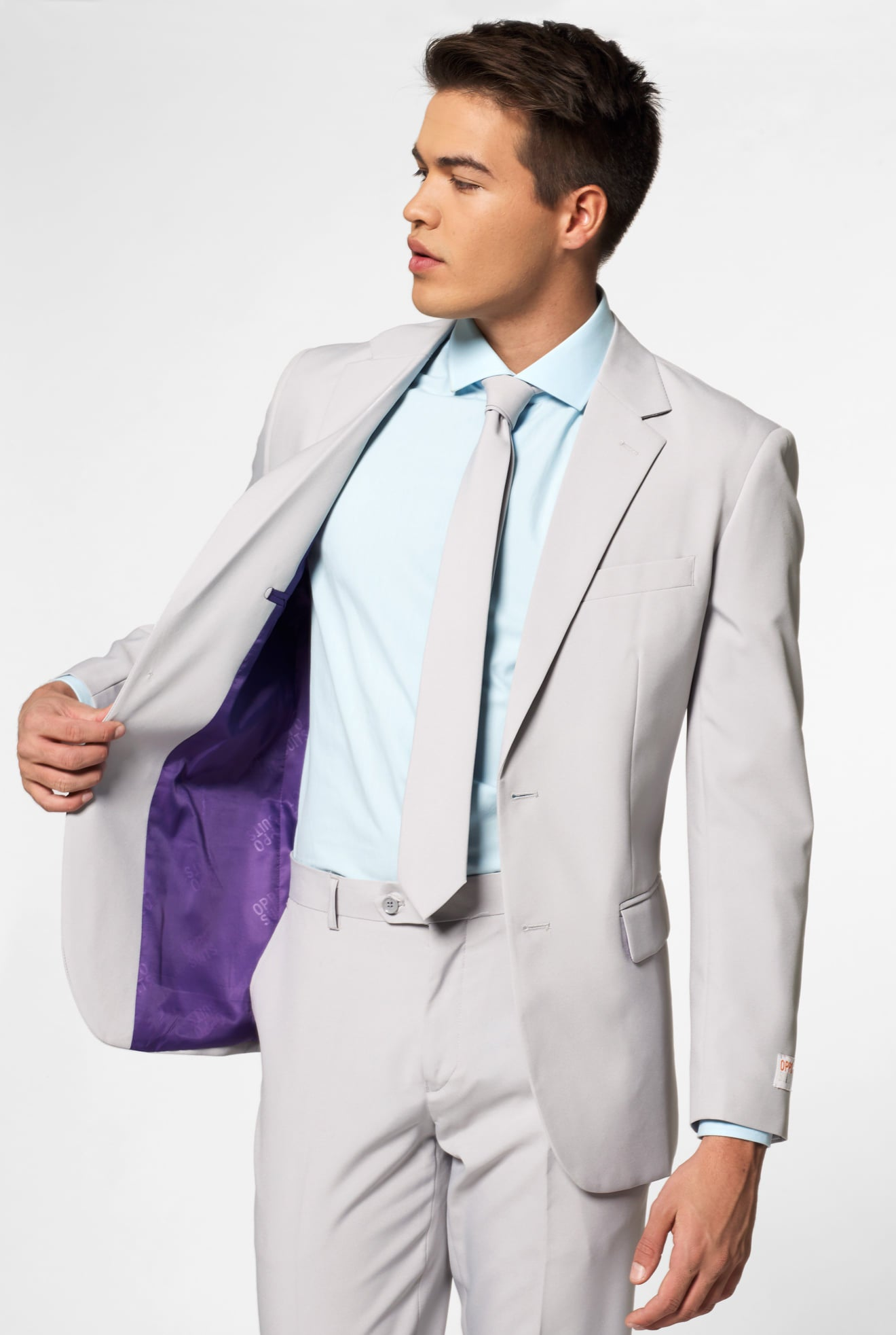 OPPOSUITS GROOVY GREY