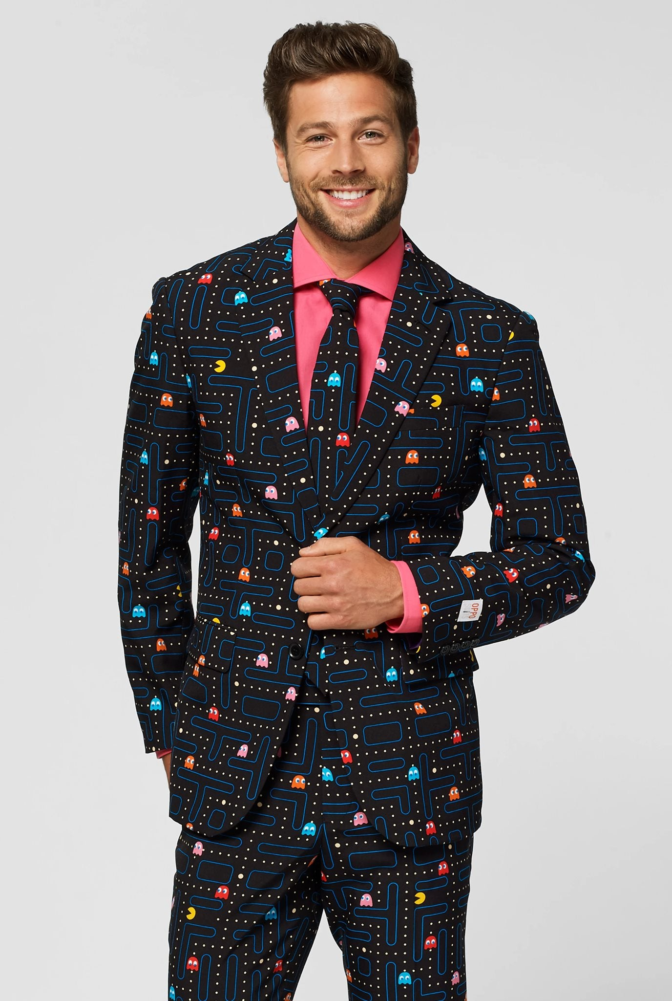 OPPOSUITS PAC MAN