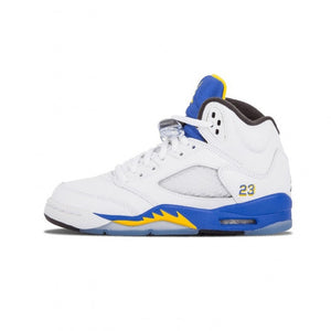 Jordan Retro 5 5s Basketball Shoes Men Sneakers Zapatos hombre Zoom Air Shockproof Man Blue Red Suede Outdoor Sport Shoes - cybershoestore.com
