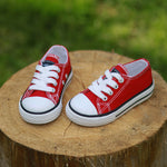 Canvas Sport Shoes For Kids