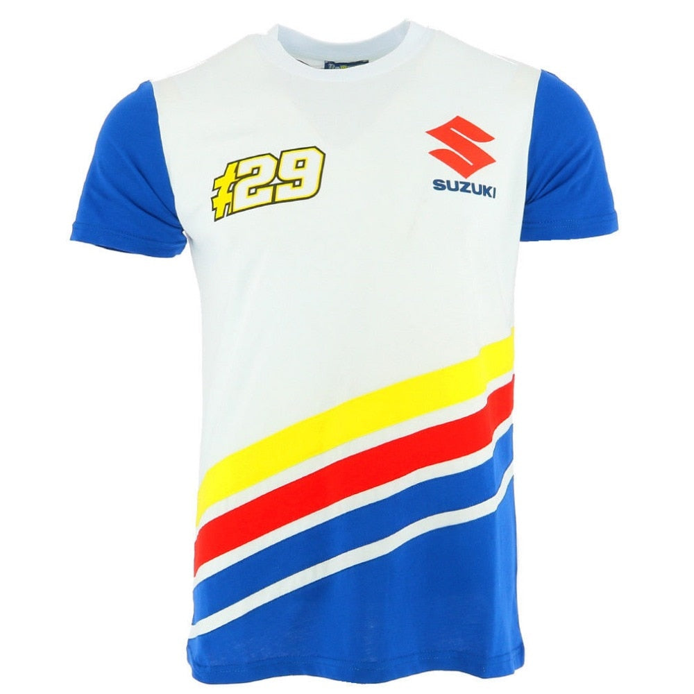 Andrea Iannone 29 Tees for Suzuki Team