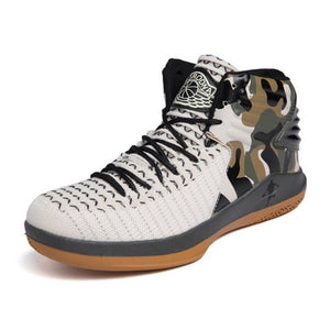 High Top Cushioning Lebron James Basketball Shoes - cybershoestore.com