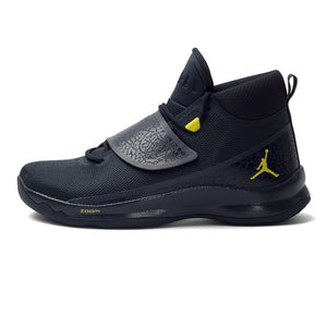 Original Official NIKE JORDAN Medium Cut Thread Men's Breathable Basketball Shoes Sneakers Men Basketball Sport Shoes - cybershoestore.com