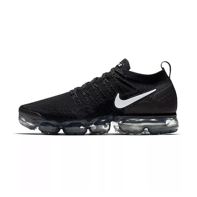 Original Authentic NIKE AIR VAPORMAX FLYKNIT 2 Mens Running Shoes Sneakers Breathable Sport Outdoor Athletic Good Quality 942842 - cybershoestore.com