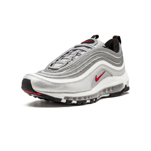 Original Authentic Nike Air Max 97 OG QS Women's Breatheable Running Shoes Outdo - cybershoestore.com