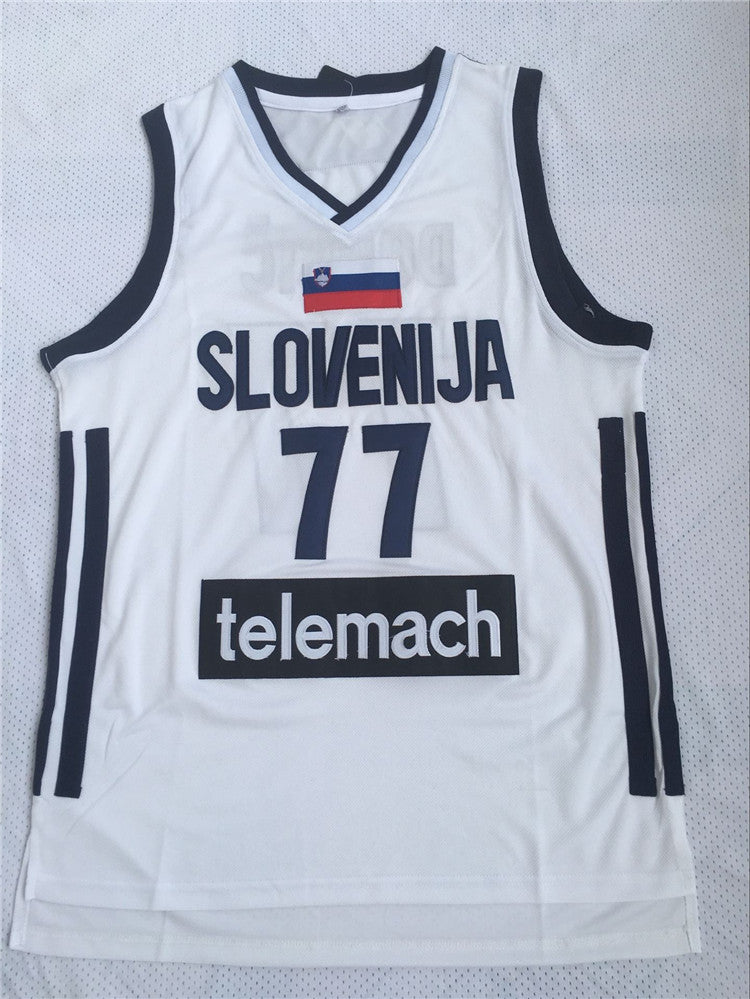 Luka Doncic Jersey - cybershoestore.com