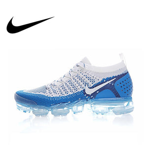 NIKE AIR VAPORMAX FLYKNIT 2.0 Original Authentic Mens Running Shoes Breathable Sport Outdoor Sneakers Walking jogging - cybershoestore.com