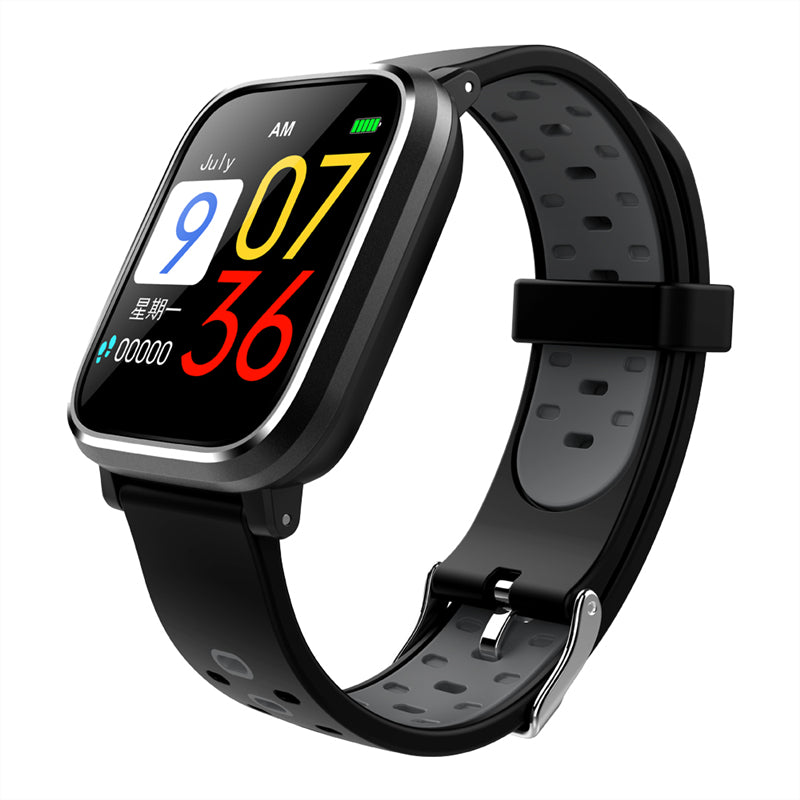 2018 NEW Fashion Blood pressure Smart watch Men's health heart rate pulse sports watch fitness tracker waterproof IP67 watch