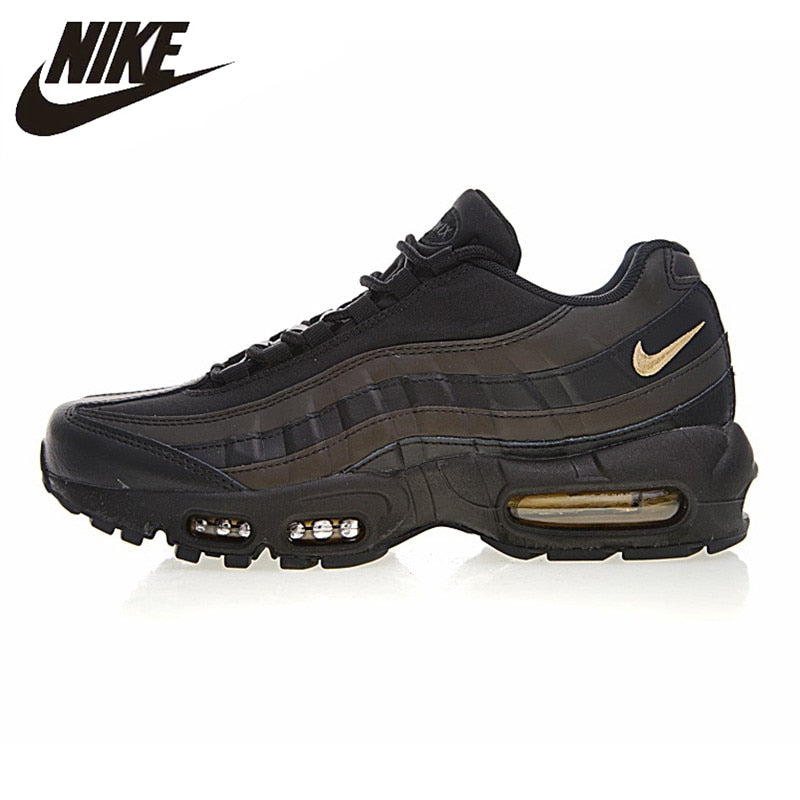 NIKE AIR MAX 95 Original New Arrival Men Outdoor Running Shoes Breathable Non-slip Heightened Sneakers - cybershoestore.com