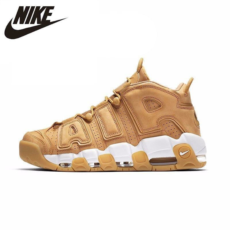 Nike Air More Uptempo OG Men's Breathable Basketball Shoes Sport Sneakers Athletic Designer Footwear