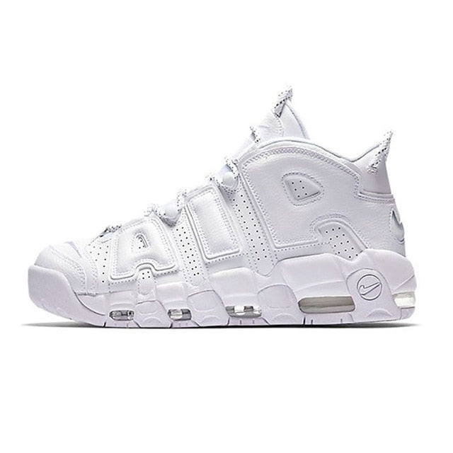 Nike Air More Uptempo OG Men's Breathable Basketball Shoes Sport Sneakers Athletic Designer Footwear - cybershoestore.com