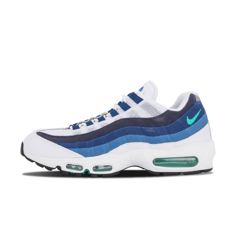 NIKE Air Max 95 OG Original Mens Running Shoes Mesh Breathable Stability Support Sports Sneakers For Men Shoes - cybershoestore.com