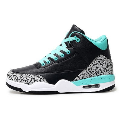 Retro Jordan Basketball Shoes  Light Basketball Sneakers Anti-skid Breathable Outdoor Sports Jordan Shoes - cybershoestore.com