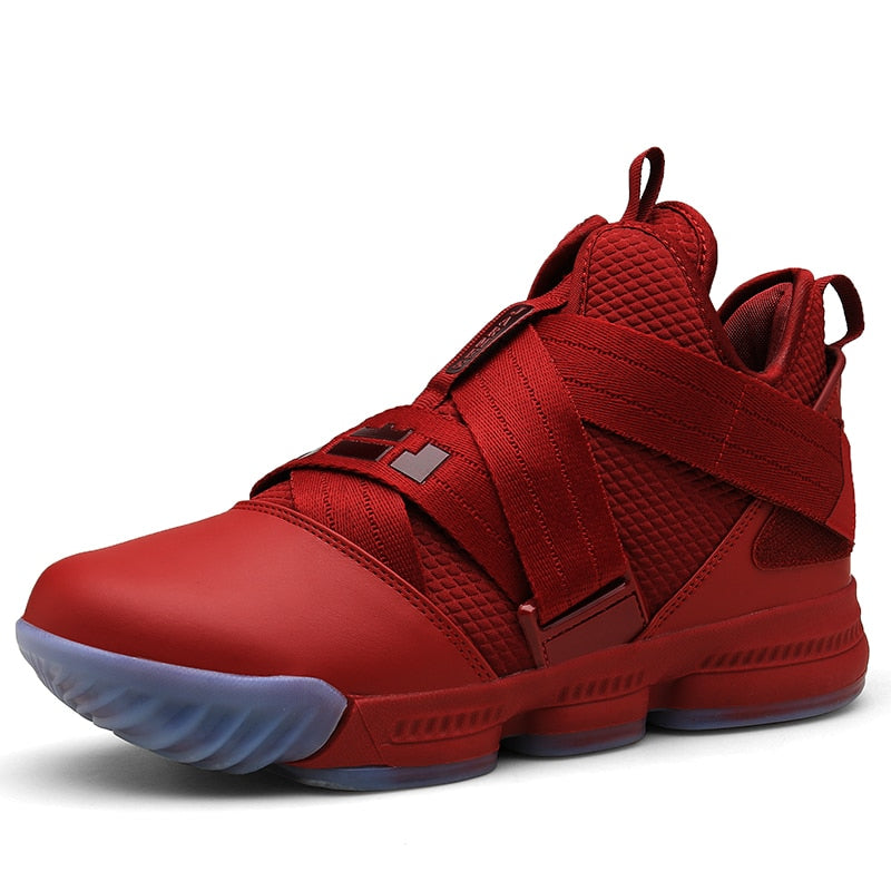 Lebron James High Top Gym Training Boots - cybershoestore.com