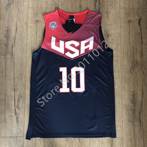 Kyrie Irving Dream Team USA Jersey - cybershoestore.com