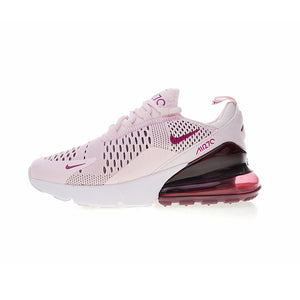 Original Authentic NIKE Air Max 270 Women's Running Shoes Sport Outdoor Sneakers Comfortable Breathable 2018 New Arrival AH6789 - cybershoestore.com