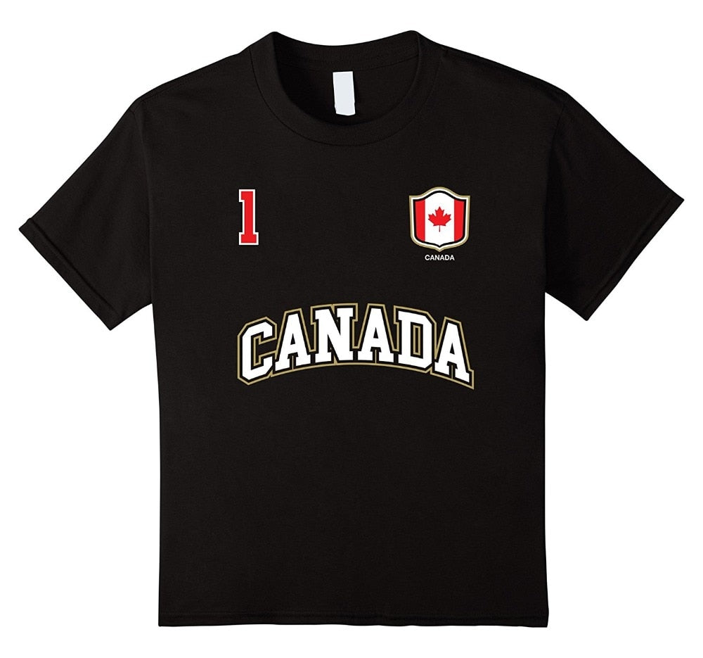 Canadian Team Sports T shirt