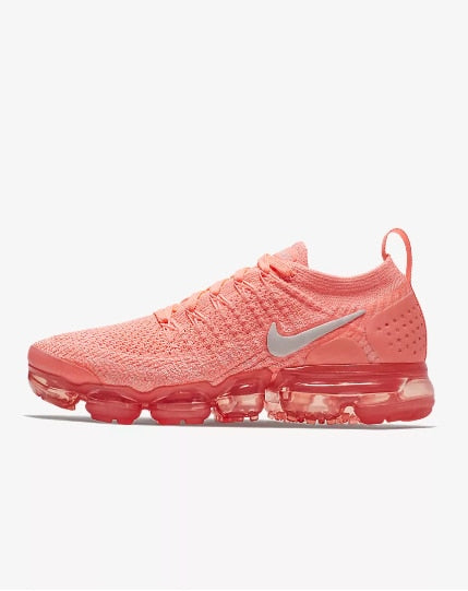 Authentic Nike Air VaporMax Flyknit Women's Running Shoes Sport Outdoor Nike Air VaporMax Flyknit 2.0 Original Sneakers Women