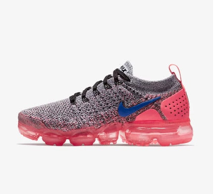 Authentic Nike Air VaporMax Flyknit Women's Running Shoes Sport Outdoor Nike Air VaporMax Flyknit 2.0 Original Sneakers Women - cybershoestore.com