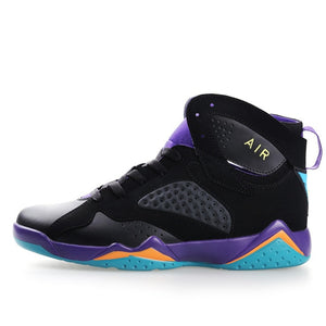 Retro Classic Mens Basketball Shoes Cushiong Jordan Basketball Sneakers Outdoor - cybershoestore.com
