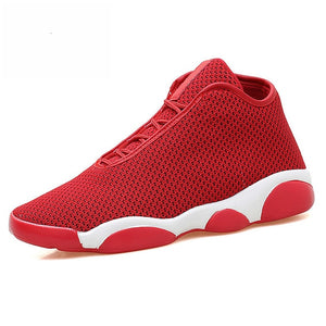 Retro Bakset Homme Brand Men Basketball Shoes Plus Size 45 Brand Sneakers Mens Breathable Gym Sport Shoes Male Jordan Shoes - cybershoestore.com