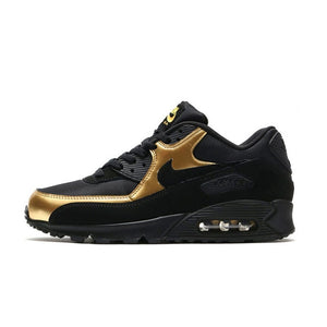 Original Authentic NIKE AIR MAX 90 Men's Running Shoes Breathable Sports Footwear Designer Outdoor Sneakers Training - cybershoestore.com