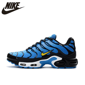 NIKE AIR MAX TN Men's Breathable Running shoes Sports Sneakers platform KPU material Tennis shoes - cybershoestore.com