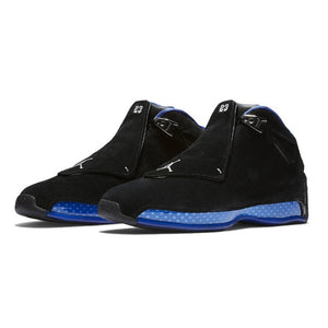 Jordan Retro 18 XVIII Men basketball shoes Gym Red Defining Moments Toro Outdoor Sport Sneaker New Arrival - cybershoestore.com