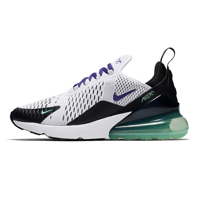 Original Authentic NIKE AIR MAX 270 Women's Running Shoes Sport Outdoor Sneakers Good Quality Comfortable Low-top AH6789-700 - cybershoestore.com