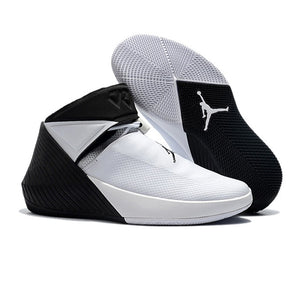 White Jordan Men Basketball shoes Black Rosso Corsa Crack Flights Speed Athletic Outdoor Sport Sneakers Orange 41-47 New Arrival - cybershoestore.com
