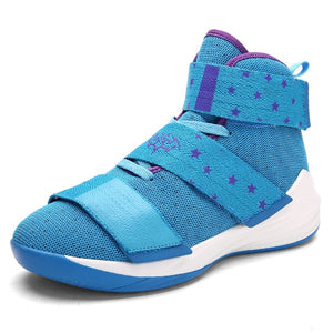 New Brand Men Basketball Shoes Sneakers Mens Retro Breathable Sport Shoes Male jordan Shoes - cybershoestore.com