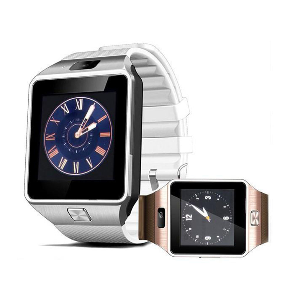 Men Smart Watch Phone Wearable Device Smartwatch for Bluetooth Connect Android Apple iPhone Amazfit PK GT08 A1 - cybershoestore.com