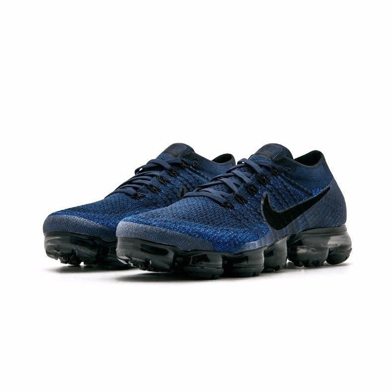 Nike Air VaporMax Be True Flyknit Breathable Men's Running Shoes Outdoor Sports Sneakers - cybershoestore.com