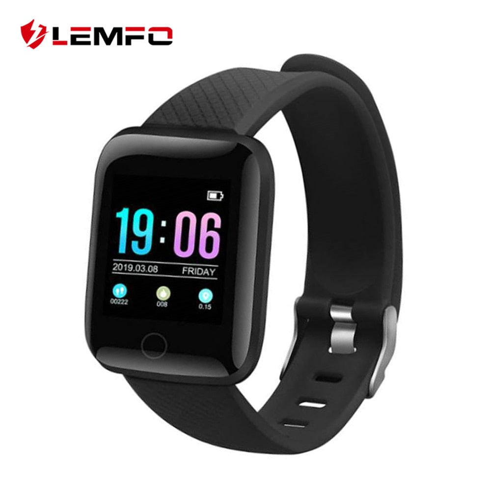 Smart Watch Men IP67 Waterproof Heart Rate Monitor Smartwatch Women For Android IOS Apple Watch Phone