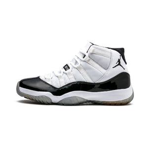 Jordan 11 Basketball Shoes Winter Sneaker Cap And Gown all black Winter Shoes Lace-up Warm Outdoor Sport Shoes New Arrival - cybershoestore.com