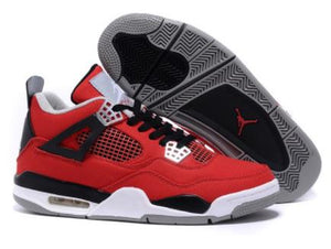 Jordan Retro 4 Man Basketball Shoes Motorsport Raptor Black - cybershoestore.com